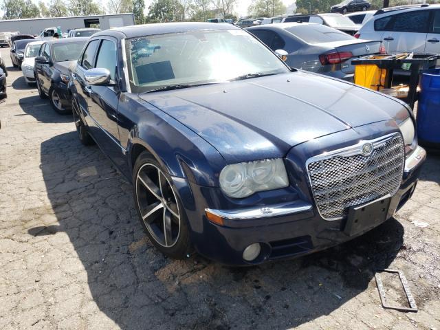 Chrysler salvage cars for sale: 2006 Chrysler 300C