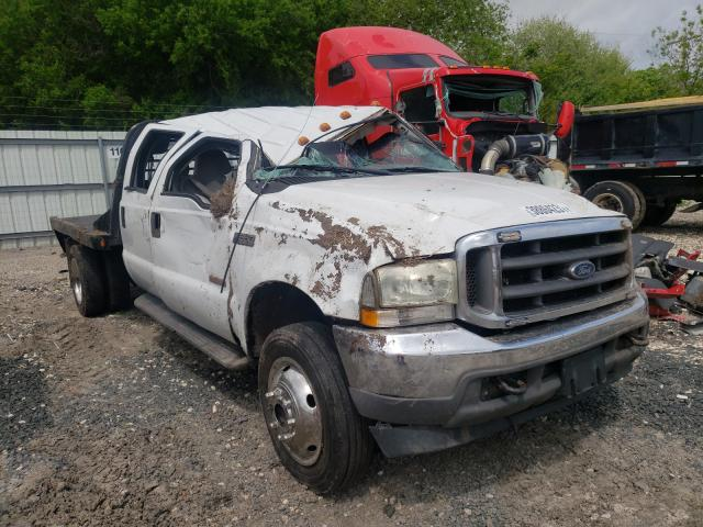 Salvage cars for sale from Copart Corpus Christi, TX: 2004 Ford F550 Super