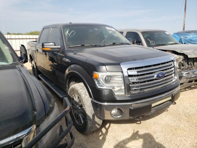 Salvage cars for sale from Copart Temple, TX: 2014 Ford F150 Super