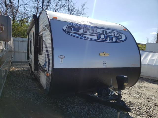 Salem salvage cars for sale: 2015 Salem Travel Trailer