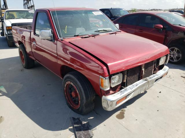 Nissan salvage cars for sale: 1997 Nissan Truck Base