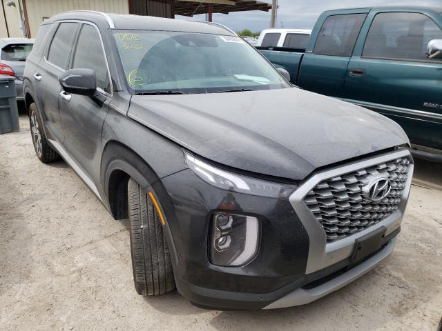 Salvage cars for sale from Copart Temple, TX: 2021 Hyundai Palisade S