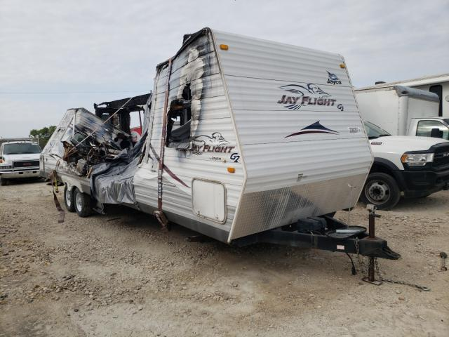 Vehiculos salvage en venta de Copart Grand Prairie, TX: 2009 Jayco JAY Flight