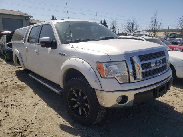 Salvage cars for sale from Copart Eugene, OR: 2011 Ford F150 Super