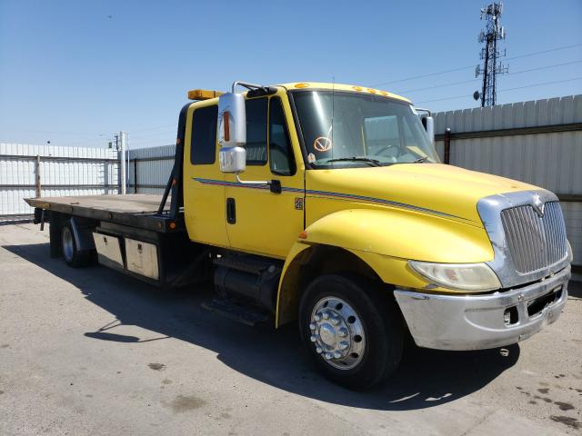 International 4000 4300 salvage cars for sale: 2007 International 4000 4300