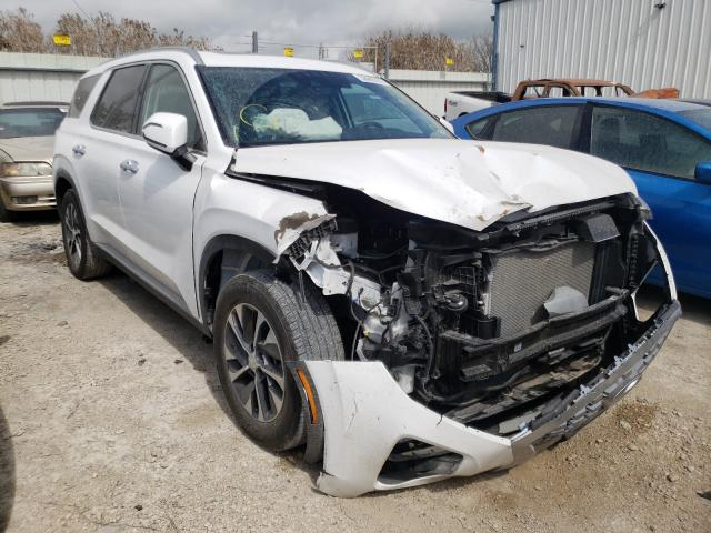 Salvage cars for sale from Copart Temple, TX: 2020 Hyundai Palisade S