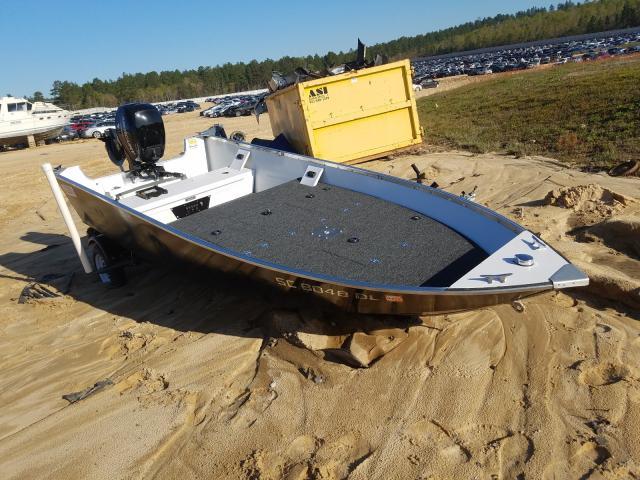 Salvage boats for sale at Gaston, SC auction: 1992 Stewart & Stevenson S74