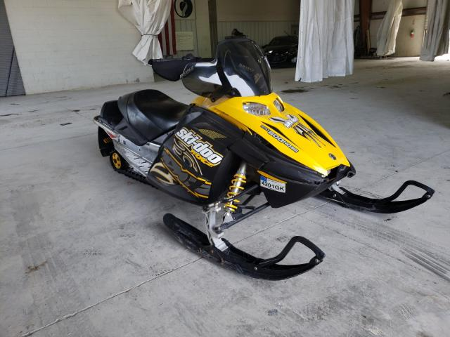 Salvage cars for sale from Copart Leroy, NY: 2007 Skidoo MX Z 600