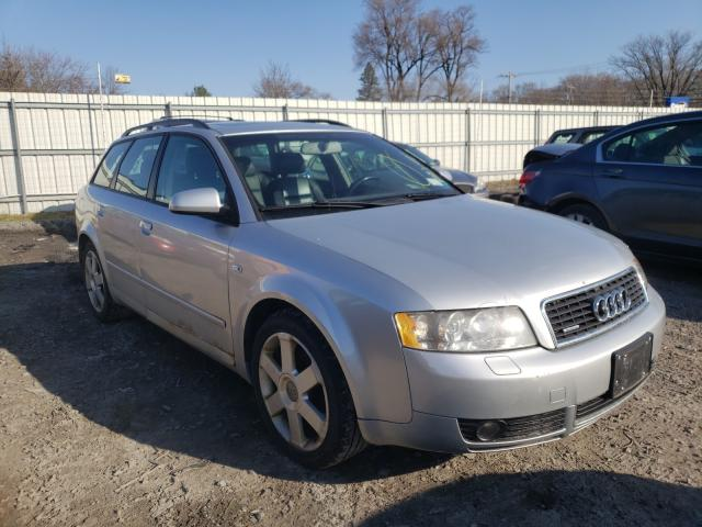 Salvage cars for sale from Copart Albany, NY: 2005 Audi A4 1.8T AV