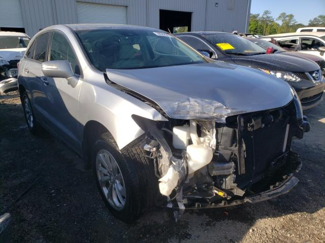 Salvage cars for sale from Copart Jacksonville, FL: 2018 Acura RDX