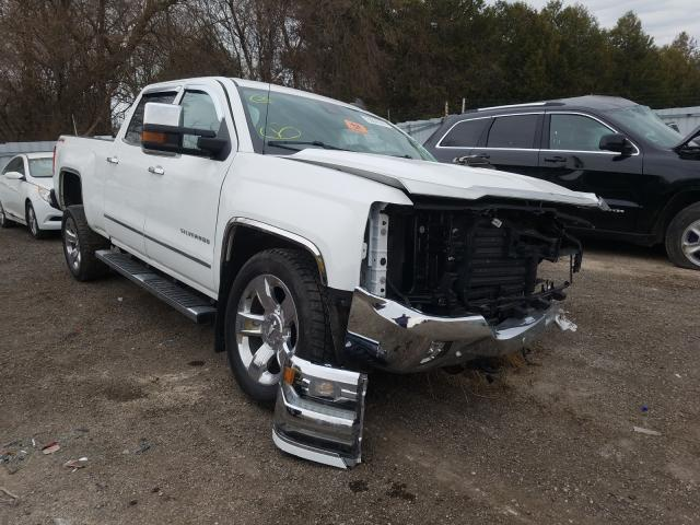 Salvage cars for sale from Copart London, ON: 2018 Chevrolet Silverado