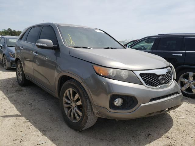 2012 KIA Sorento SX for sale in Houston, TX