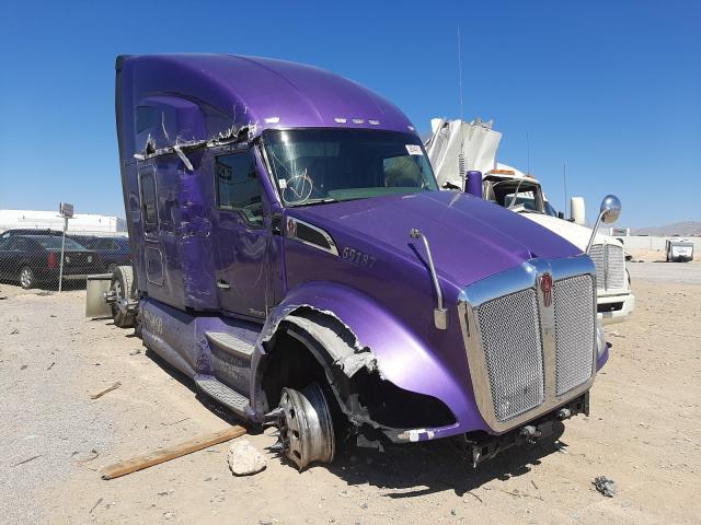 Vehiculos salvage en venta de Copart Las Vegas, NV: 2017 Kenworth Construction