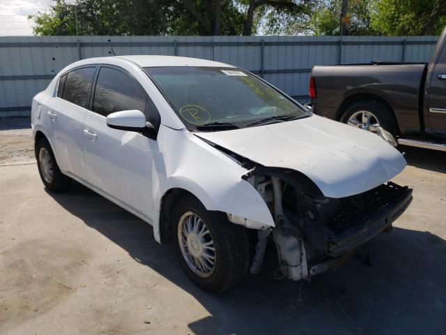 Salvage cars for sale from Copart Corpus Christi, TX: 2007 Nissan Sentra 2.0