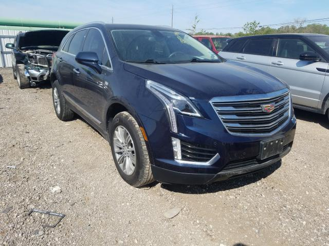 2017 Cadillac XT5 Luxury for sale in Houston, TX