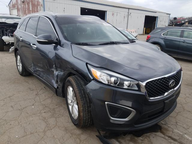KIA Sorento salvage cars for sale: 2016 KIA Sorento