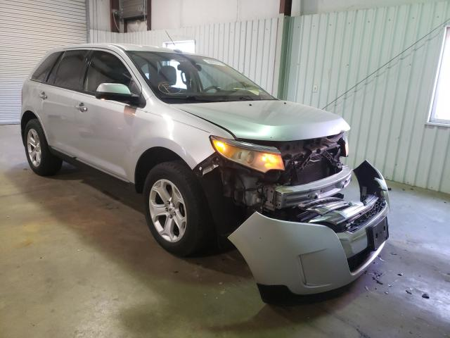 Salvage cars for sale from Copart Lufkin, TX: 2011 Ford Edge SEL