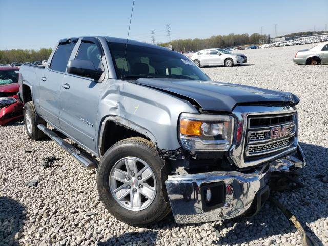 Salvage cars for sale from Copart Memphis, TN: 2015 GMC Sierra C15