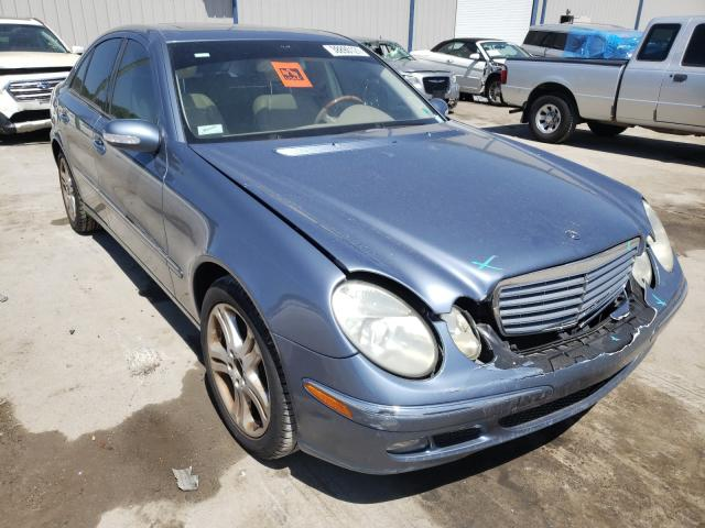 Salvage cars for sale from Copart Apopka, FL: 2006 Mercedes-Benz E 350