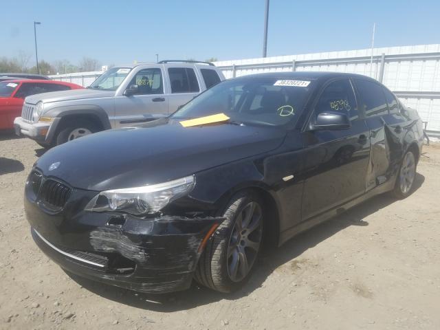 2010 BMW 535 I WBANW1C57AC168796