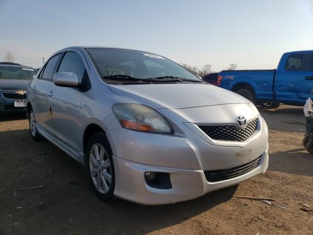 Salvage cars for sale from Copart Columbia Station, OH: 2010 Toyota Yaris