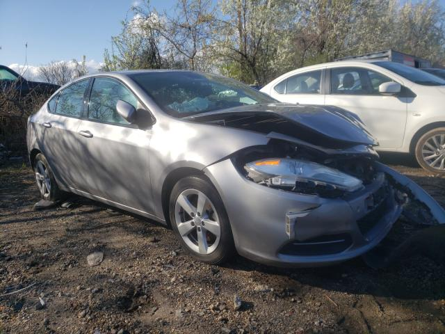 Dodge Dart salvage cars for sale: 2016 Dodge Dart