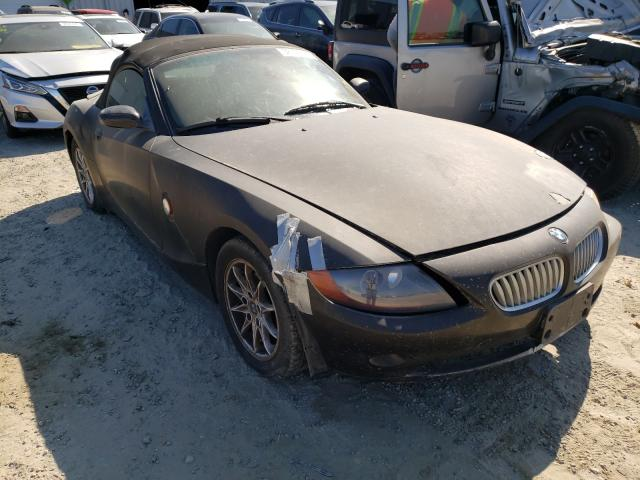 2003 BMW Z4 2.5 - Left Front View