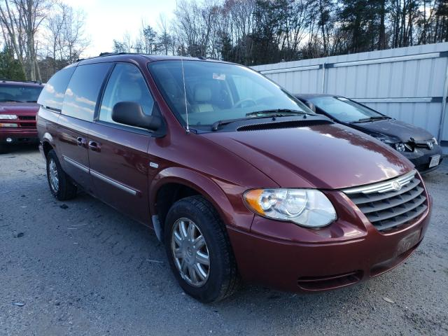 2007 Chrysler Town & Country for sale in Fredericksburg, VA