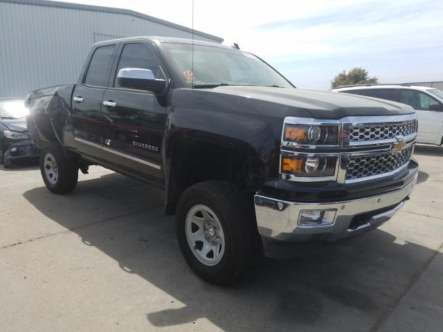 Vehiculos salvage en venta de Copart Sacramento, CA: 2014 Chevrolet Silverado