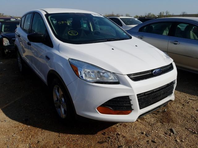 Salvage cars for sale from Copart Bridgeton, MO: 2014 Ford Escape S
