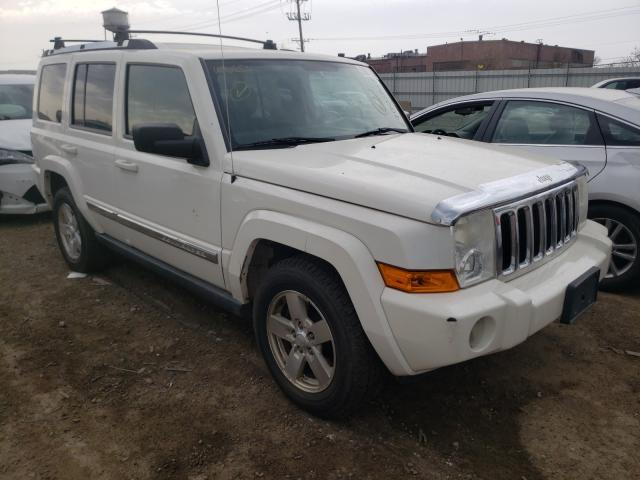 Vehiculos salvage en venta de Copart Chicago Heights, IL: 2007 Jeep Commander