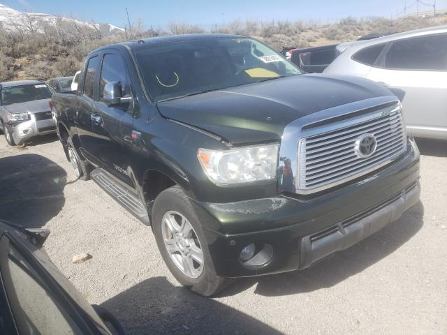 Salvage cars for sale from Copart Reno, NV: 2012 Toyota Tundra DOU