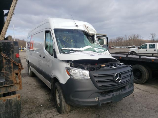 Mercedes-Benz Sprinter 2 salvage cars for sale: 2020 Mercedes-Benz Sprinter 2