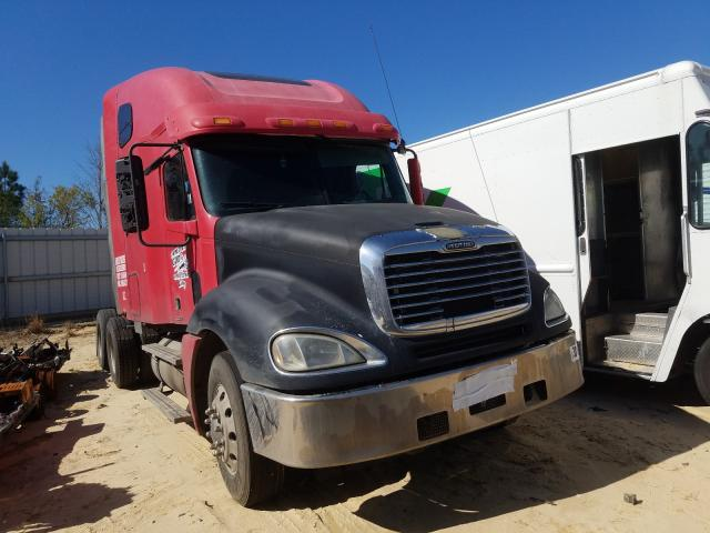 Freightliner salvage cars for sale: 2007 Freightliner Convention
