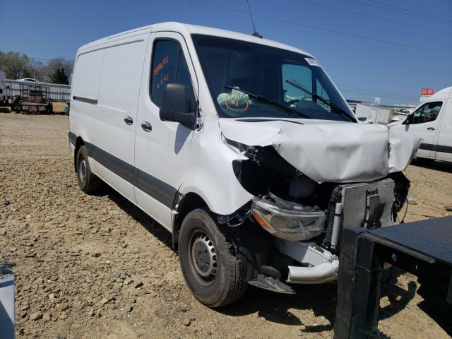 Salvage cars for sale from Copart Chatham, VA: 2019 Mercedes-Benz Sprinter 1