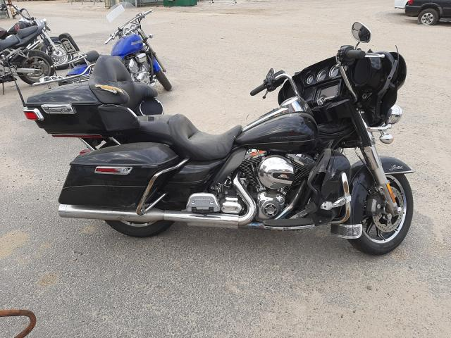 Salvage cars for sale from Copart Conway, AR: 2014 Harley-Davidson Flhtk Elec