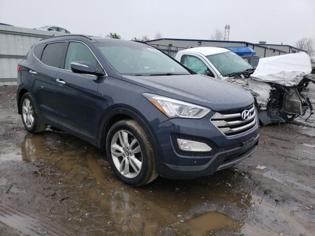 Salvage cars for sale from Copart Finksburg, MD: 2014 Hyundai Santa FE S