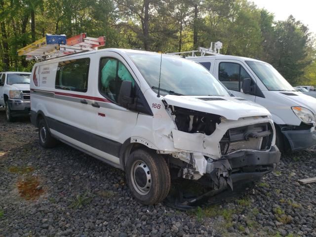 Salvage cars for sale from Copart Lufkin, TX: 2020 Ford Transit T