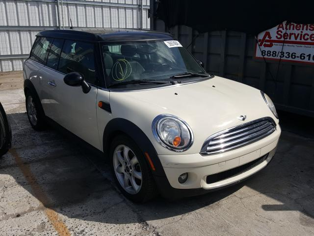 Mini salvage cars for sale: 2010 Mini Cooper CLU
