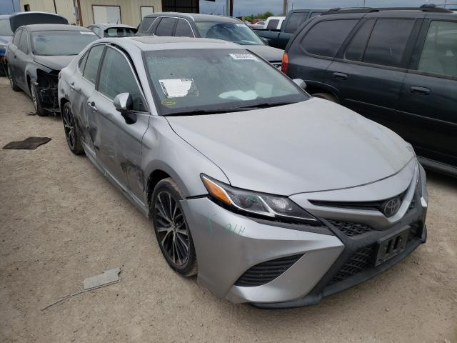 Salvage cars for sale from Copart Temple, TX: 2018 Toyota Camry L
