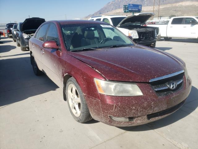 Hyundai Sonata salvage cars for sale: 2007 Hyundai Sonata