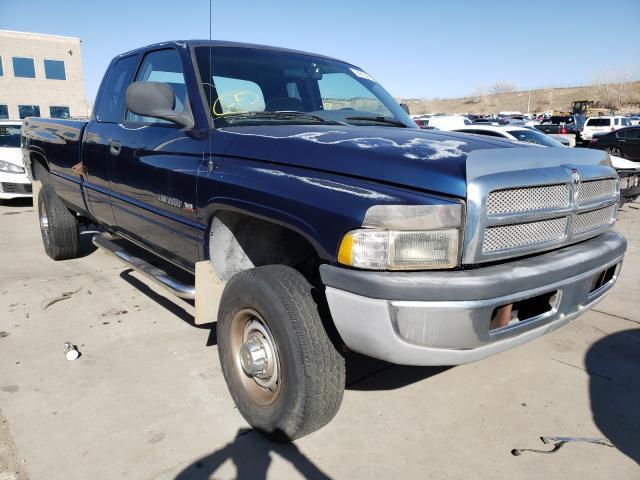 2001 Dodge RAM 2500 en venta en Littleton, CO
