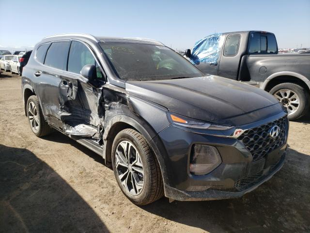 Hyundai salvage cars for sale: 2020 Hyundai Santa FE L