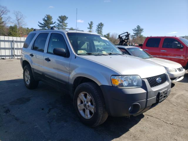 Salvage cars for sale from Copart Exeter, RI: 2005 Ford Escape XLT