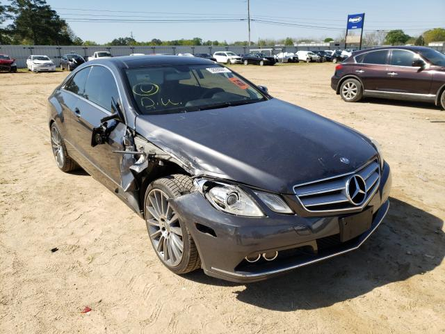 Salvage cars for sale from Copart Newton, AL: 2011 Mercedes-Benz E 350