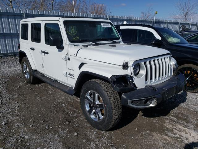 2019 Jeep Wrangler U en venta en Bowmanville, ON