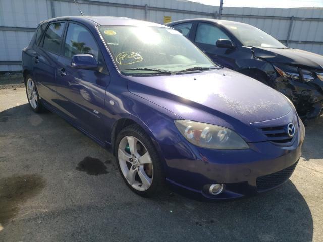 Mazda salvage cars for sale: 2005 Mazda 3 Hatchbac