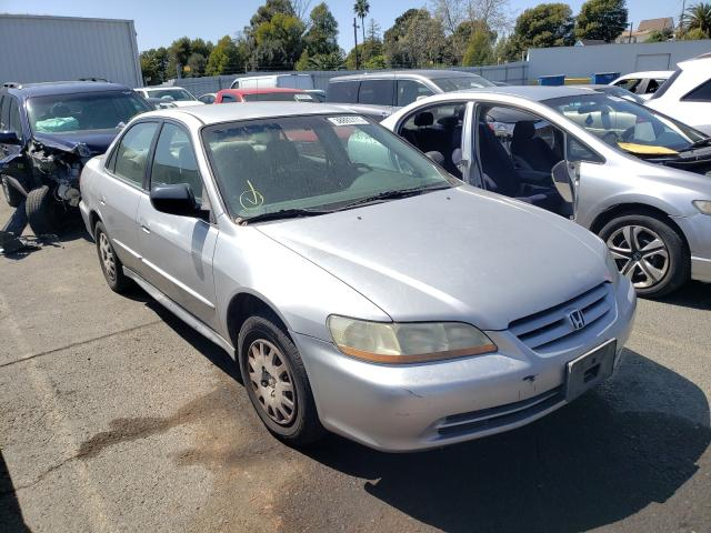 Salvage cars for sale from Copart Vallejo, CA: 2002 Honda Accord VAL