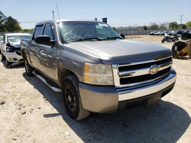 Salvage cars for sale from Copart Newton, AL: 2007 Chevrolet Silverado
