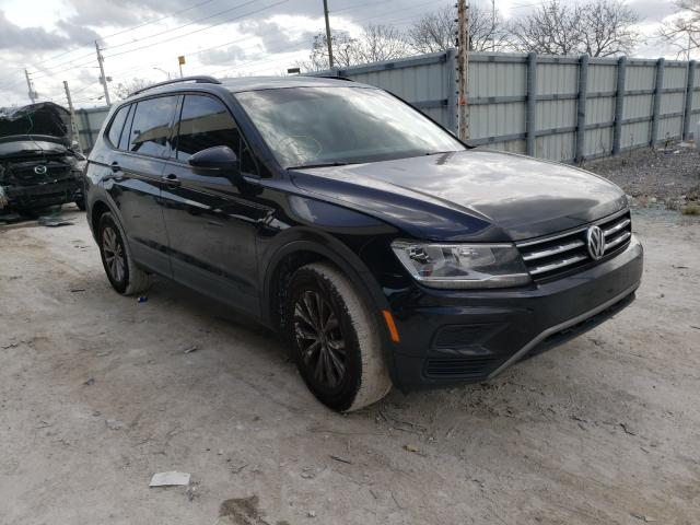 Salvage cars for sale from Copart Homestead, FL: 2018 Volkswagen Tiguan S